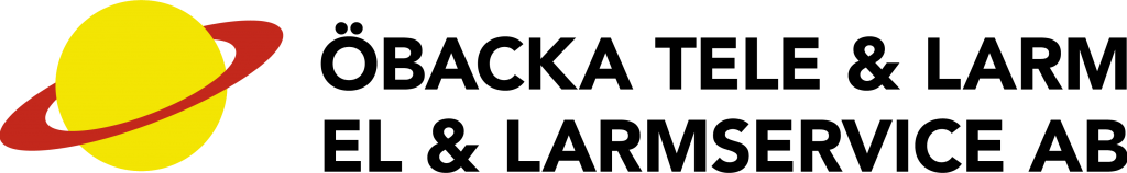 Öbacka logotyp